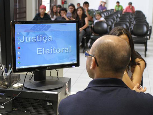 Justiça Eleitoral 2