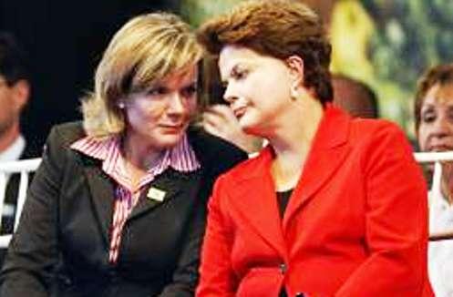 Presidente Dilma estuda demissão honrosa para Gleisi Hoffmann