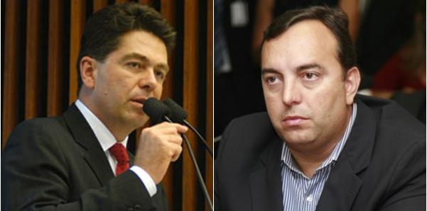 Francischini e Kielsi deixam o PEN
