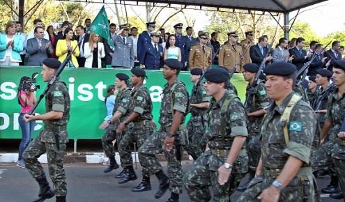 desfile foz