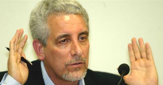 Henrique Pizolatto, petista do Paraná, só pensa no Bangu 8