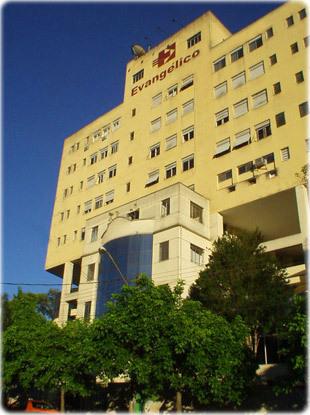 Hospital Evangélico pode fechar por causa de dívidas trabalhistas