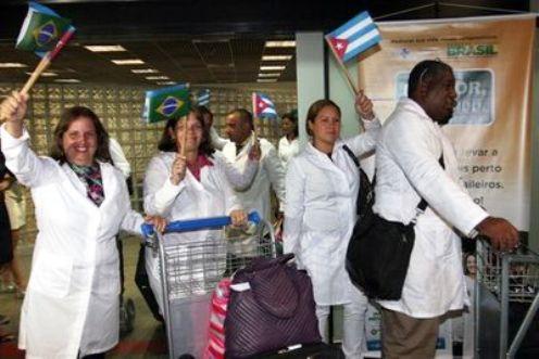 Já são cinco cubanos fora do Mais Médicos