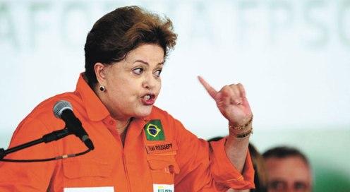 Popularidade do governo Dilma cai 7 pontos, mostra CNI-Ibope