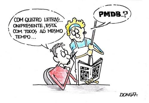 Um em cada 8 eleitores do Paraná é filiado a um partido, PMDB é o maior