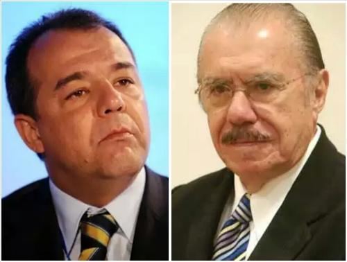 Saney não vai à reeleição e Cabral desiste da disputa