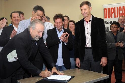 GERAL assinatura duplicação Rod. João Leopoldo Jacomel