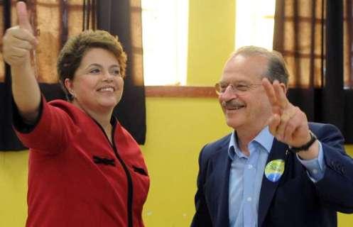 Dilma promete renegociar a dívida do Rio Grande do Sul