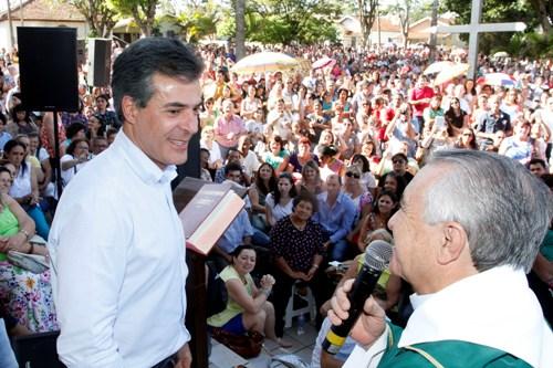 No Datavox, 58,2 % afirmam que Beto Richa será reeleito
