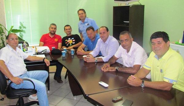 Parlamentares CMFI
