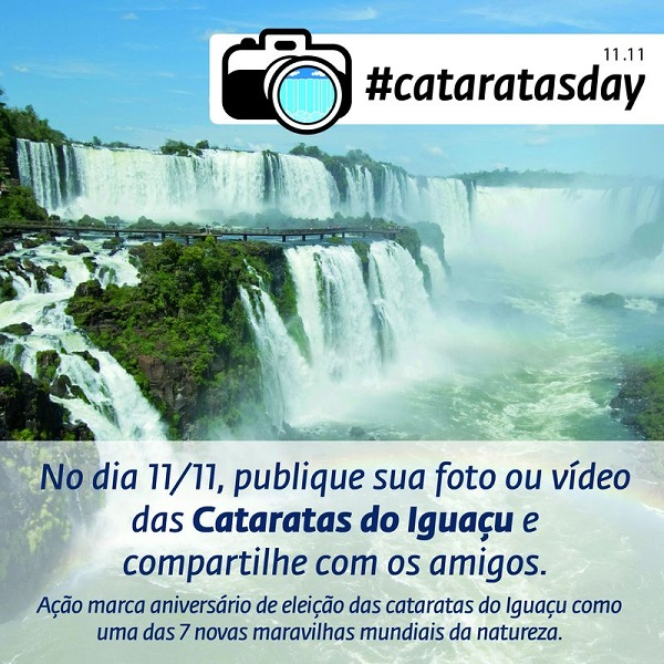 cataradas day