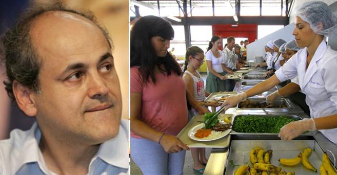 0701 gustavo fruet aumento reajuste preço restaurante popular curitiba