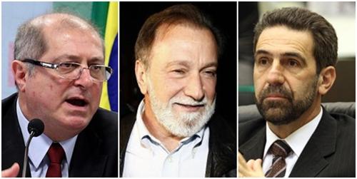 Bernardo, Osmar e Verri querem lugar de Samek na Itaipu Binacional