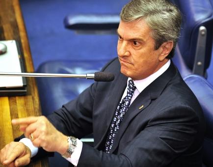 Lava Jato: Collor será processado no STF por envolvimento