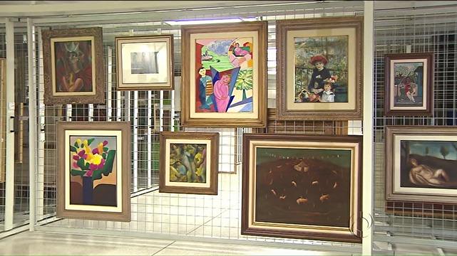 MON expõe 'obras da Lavajato'