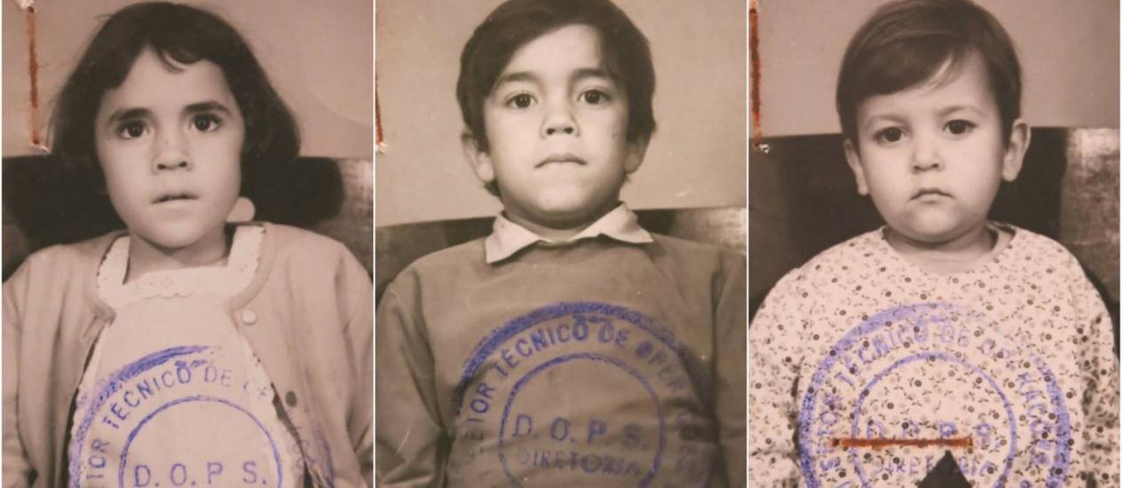 Livro reúne histórias de crianças presas, torturadas ou exiladas durante a ditadura no Brasil