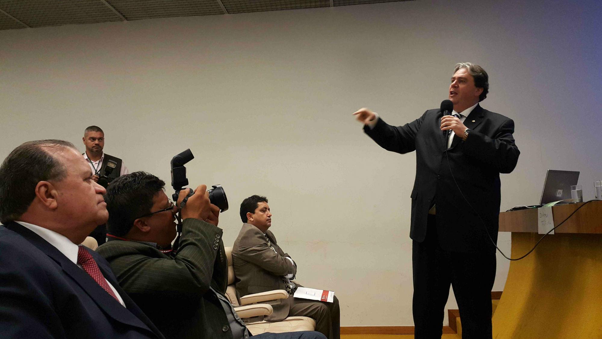 Wilson Picler assume o PEN e é lançado a pré-candidato a prefeito de Curitiba