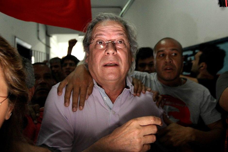 Advogado de José Dirceu vai ao encontro de Sérgio Moro
