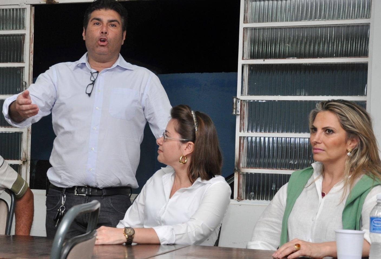Vereador Marcos Ribas é pré-candidato a prefeito em Fazenda Rio Grande