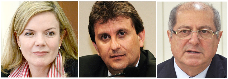 Se Gleisi e Paulo Bernardo sabiam do Petrolão, logo o  Planalto sabia, diz Youssef