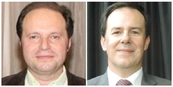 2905- Joel Ilan Paciornik e Fernando Quadros da Silva