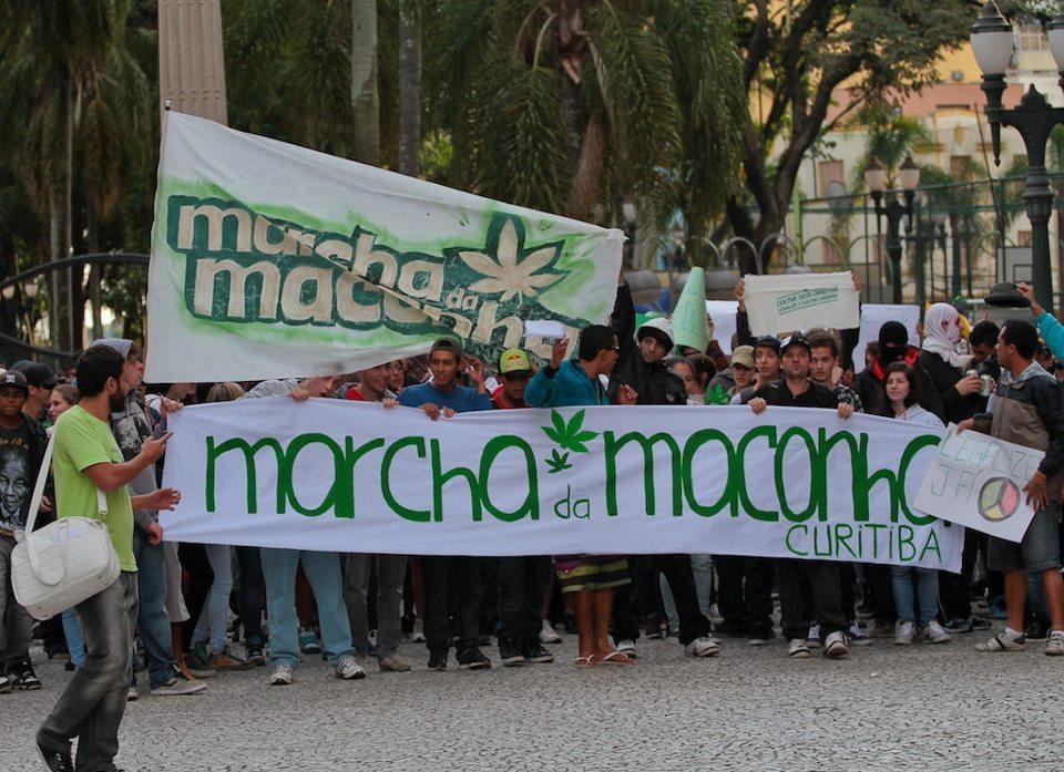 Marcha da Maconha terá dois blocos em Curitiba