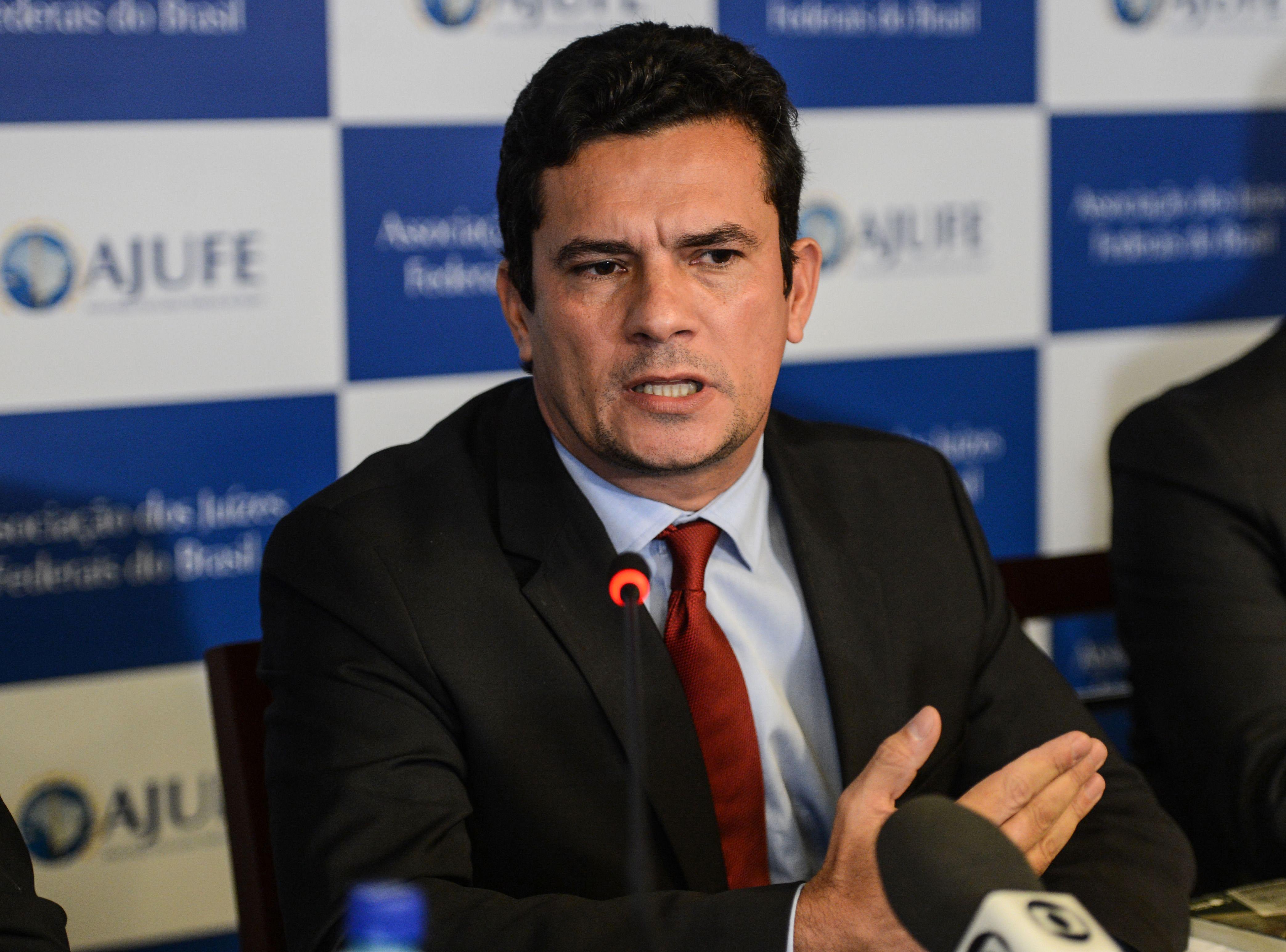 OAB quer impedir Sergio Moro de usar documentos jurídicos da Odebrecht