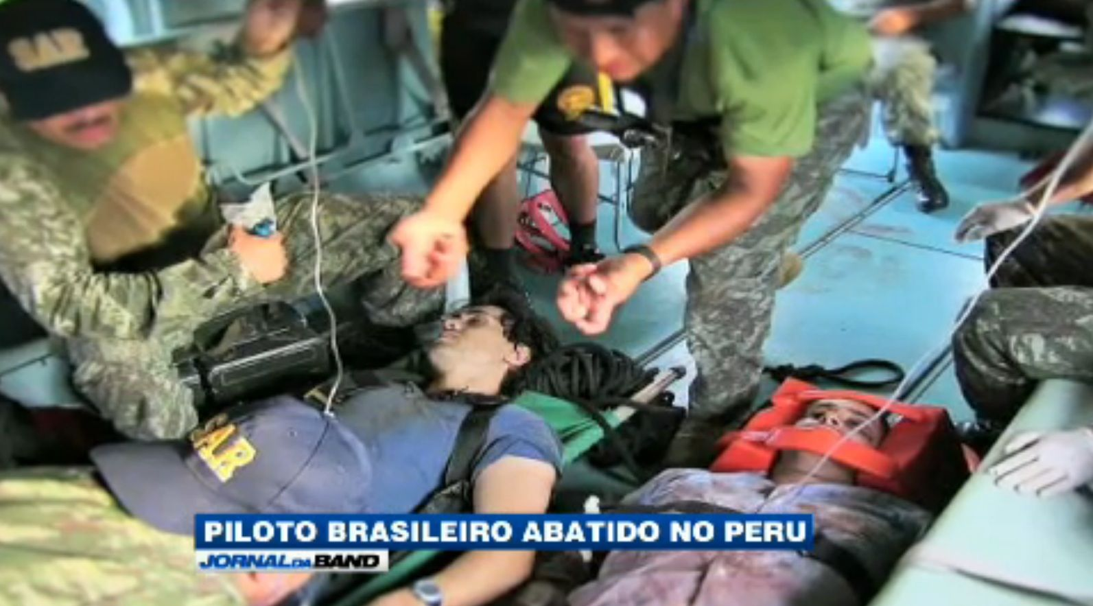 Avião de paranaense é abatido à tiros no Peru