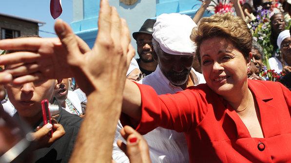 TSE cruza dados eleitorais e presidenciais de Dilma
