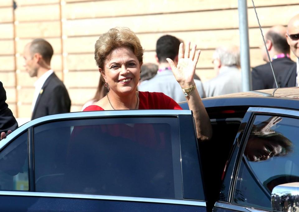 Dilma será recebida com vaias em Santa Catarina