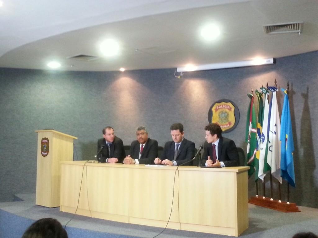 PF mira em escritório de advocacia ligado ao PT na Pixuleco II