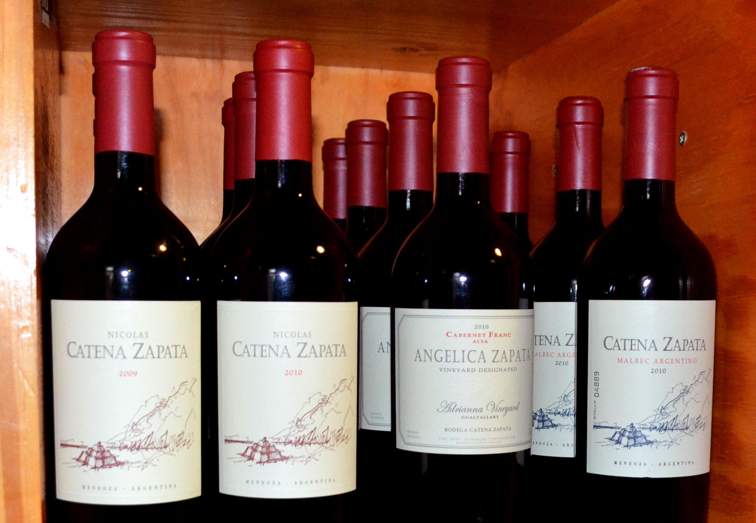 Feira reúne as melhores bodegas de vinhos da Argentina