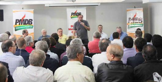 'PMDB-PR deve entregar cargos no governo Dilma'