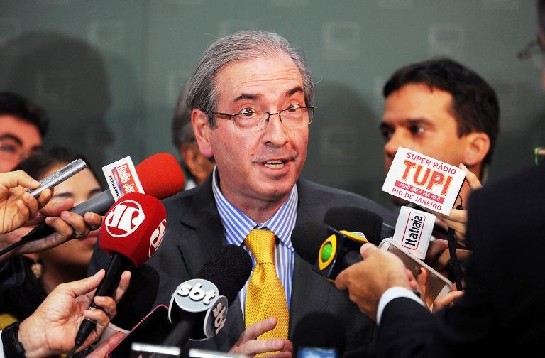 Cunha afirma que Câmara vai restabelecer doações  privadas às campanhas