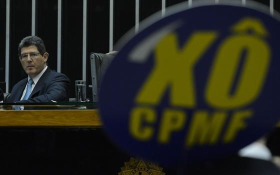 Levy: se CPMF não for criada, seguro-desemprego e abono salarial ficam em risco
