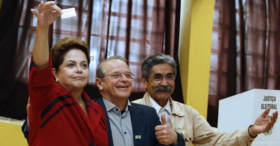 No RS, 85,1% desaprovam Dilma