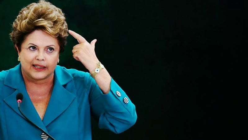 Em Curitiba, rejeição  de Dilma é recorde, diz pesquisa Ibope
