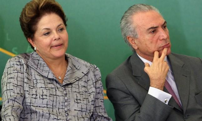 TSE não começará a julgar chapa de Dilma e Temer antes de maio