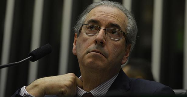 Cunha é notificado pelo Conselho de Ética