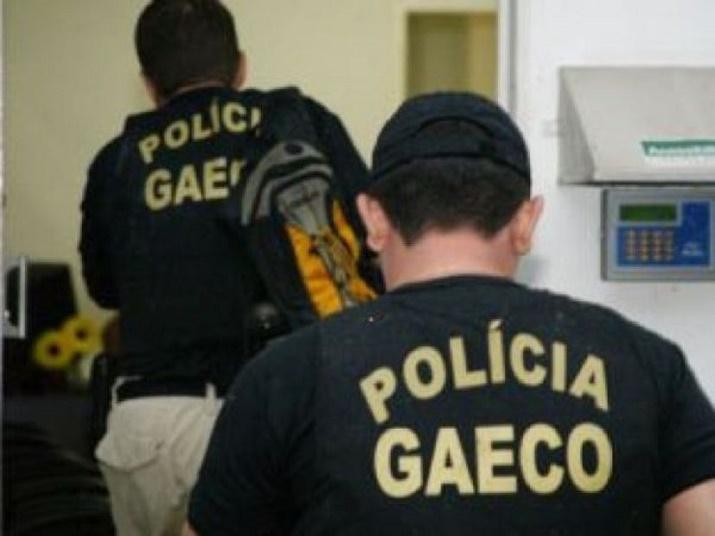 Gaeco cumpre 11 mandados de prisão e prende policiais envolvidos com as explosões de caixas eletrônicos