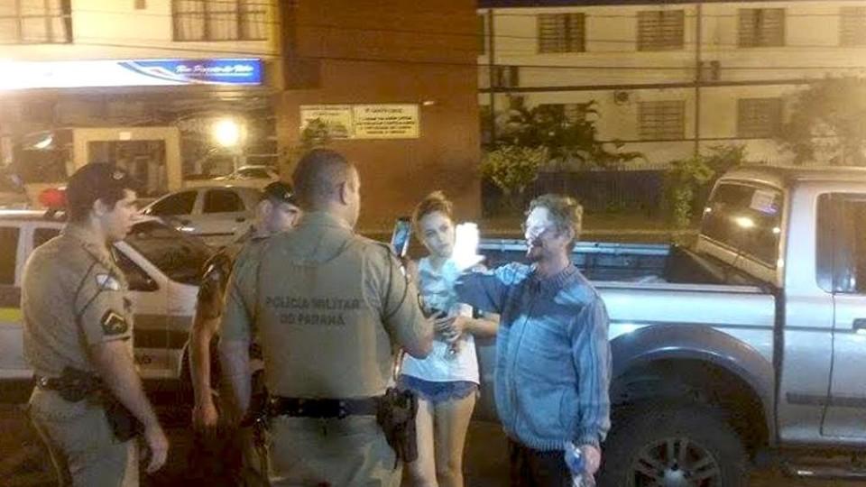 Dirigente do PT é preso por furtar um cone de trânsito em universidade noParaná