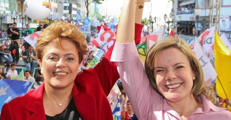 80% dos curitibanos querem depor Dilma