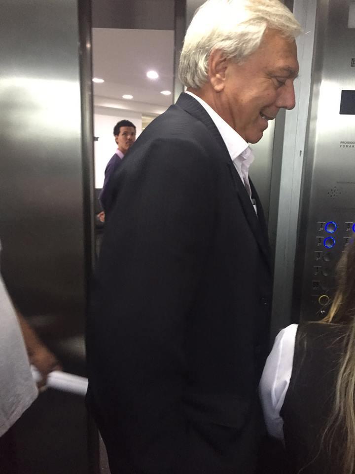 Mac Donald visita Brasileiro e reforça troca-troca partidário
