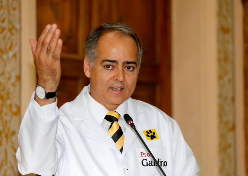 'Curitiba tem uma dívida que chega a R$ 1 bilhão',  afirma Professor Galdino