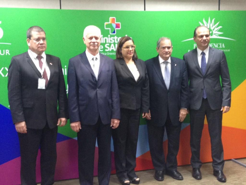 Em reunião com países do Mercosul,Barros reforça risco mínimo de zika