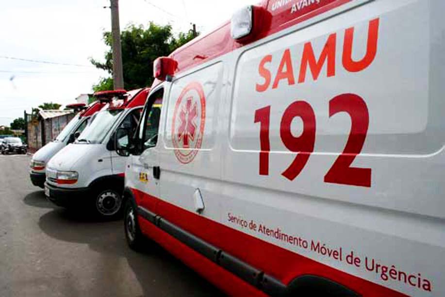 Samu regional vai atuar em 30 cidades da Amusep