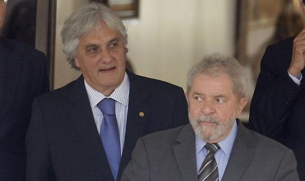 Delcidio Amaral Lula