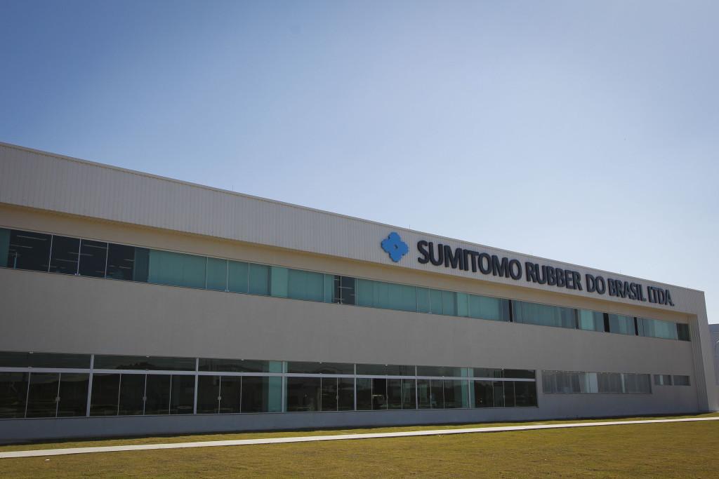 Sumitomo investe em fábrica de pneus na Fazenda Rio Grande