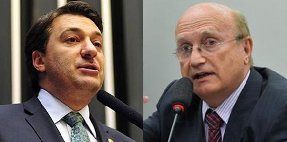 Giacobo e Serraglio disputam sucessão de Cunha