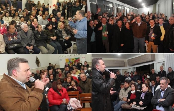 Ney Leprevost é o único pré-candidato a prefeito que se reuniu com os moradores dos bairros das 10 regionais de Curitiba